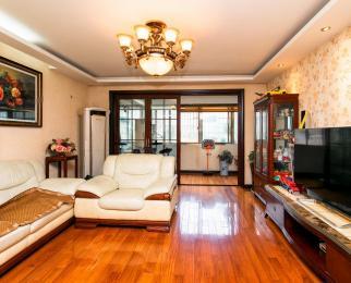 长江之家 经典3房 可以长租 不临街 设施齐全银城小学陪读