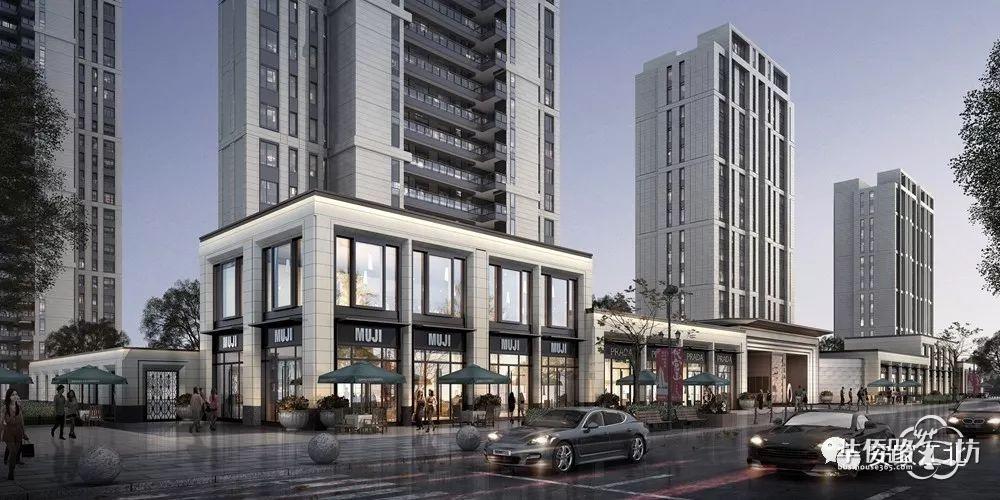 江北核心区顶级豪宅震撼效果图首次曝光,案名为绿地·海悦 !