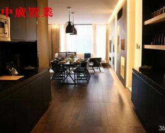 元通站 金融城旁 德基世贸一号公寓 精装一房 拎包入住 看