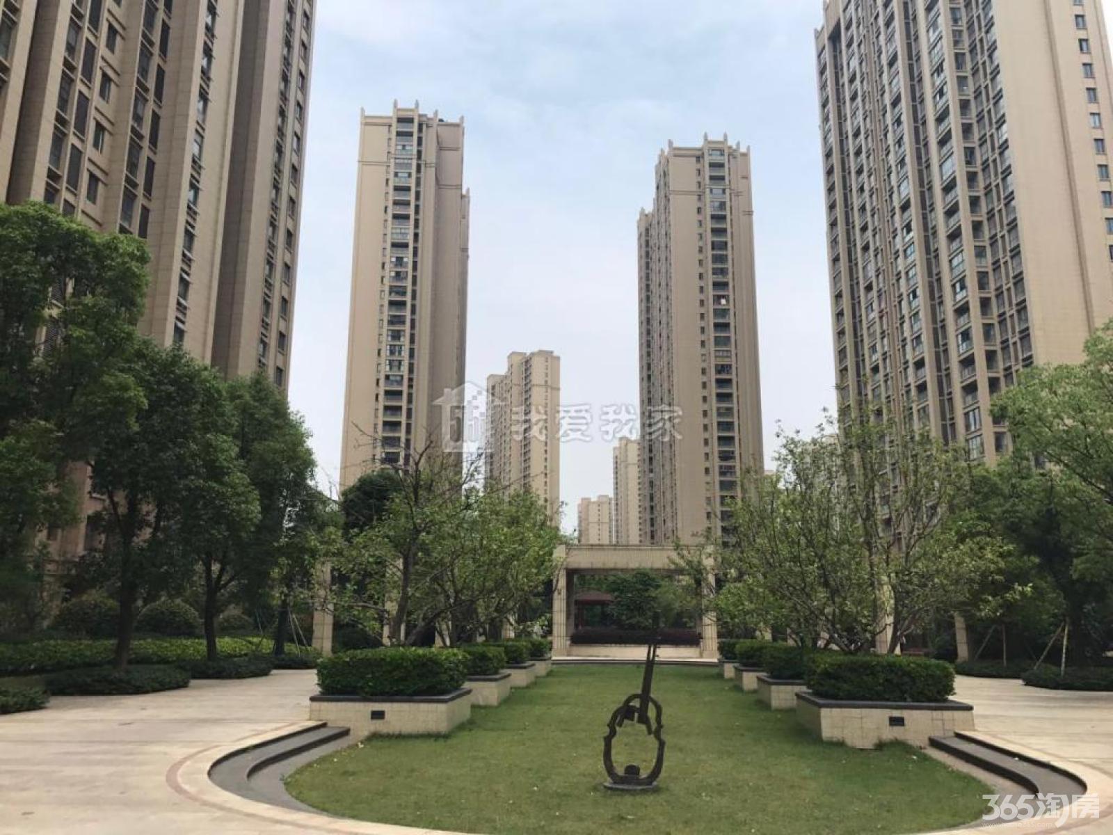 旭日上城二期 全新小区 靠地铁和弘阳广场 拎包入住 可押一付