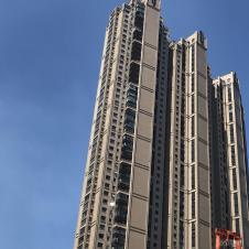 恒盛金陵湾2室2厅1卫97平方产权房精装不占学区户籍唯一住房