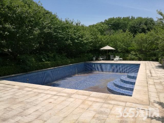【钟山花园高尔夫独栋私家建筑国际泳池别墅光伏超大一体化别墅图片