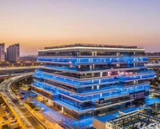 <font color=red>高铁大厦</font> 南京南站 多种户型可选 精装修 公司产权含税 现