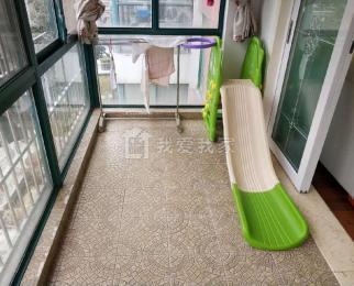 河定桥地铁口 亲水湾花园 精装三房带电梯 南北通透 拎包入住