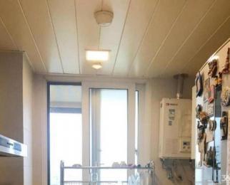 双地铁 百家湖商业圈 万科金域蓝湾 精装三房 设施齐全 拎
