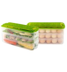 冰箱保鲜盒2组装