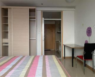 金陵大公馆 黑龙江路 电梯房精装单室套 随时看 拎包入住