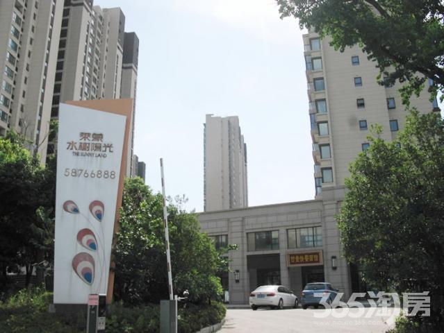 软件谷商圈莱蒙水榭阳光可整租分租沿街全新朝东向门面交通方便