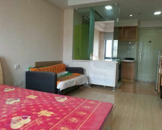 新街口 上海路 侯家桥 省中旁 精装单身公寓 可月付 有钥