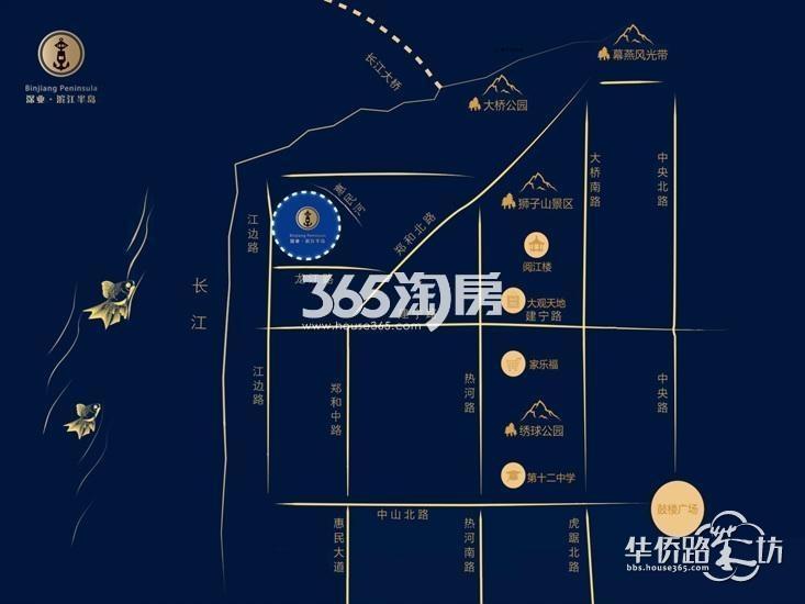 城北诺诺【8月跑盘】深业滨江半岛预计将在9月份公开实景园林示范区和样板房