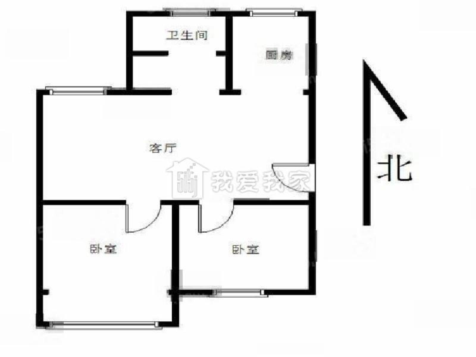 户型介绍 此房为南北向四室二厅二卫,160平米,精装,户型方正 居家装修