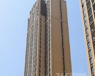 信地潜龙湾23楼95平毛坯三室75万满2年可贷款