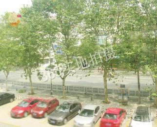 光华大厦一楼迎街黄金门面640�O整租配有车位设施齐全