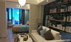 鼓楼小市三号线地铁口 精装挑高公寓 可包租可自住 不限购 租金高