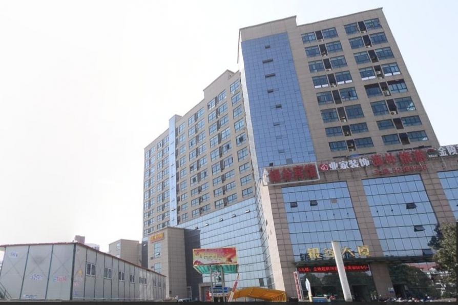 银谷大厦1室1厅1卫64.32平米整租简装