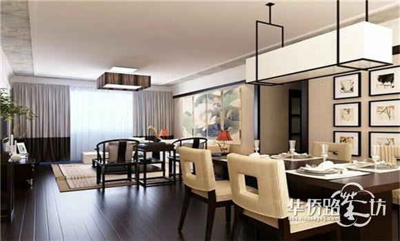 中式客厅装修风格主要以传统家具