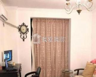 珠江路 君临国际 精装单室公寓 家电齐全 看房方便 拎包入