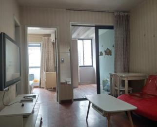 仙林学则路 康桥圣菲朝南两居室 设施齐全拎包即住 已保洁