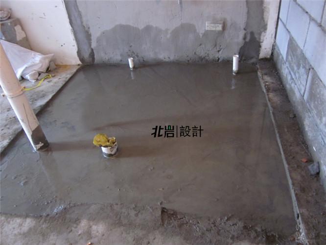 下沉式卫生间回填工艺图片
