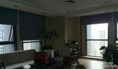 珠江路 新世界中心 正对电梯口 户型正 朝南 诚心出售 年租36万
