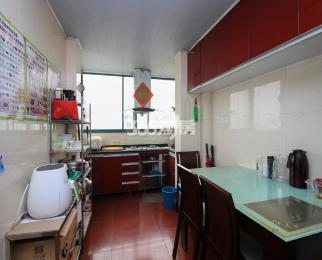 九龙雅苑3室2厅1卫114平米精装产权房2005年建