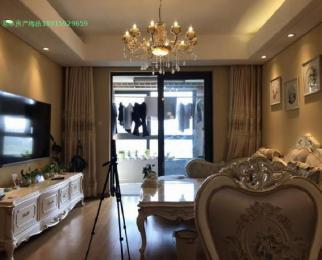 奥体仁恒江湾城 精装两室 带会所游泳池健身房 高端住宅高