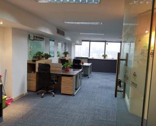 将军大道翠屏国际城中惠大厦 精装修写字楼 随时看房 可注
