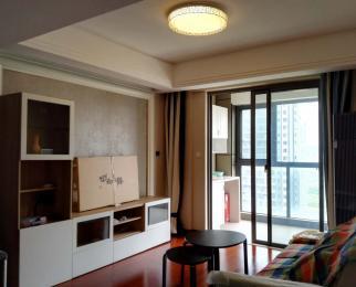 奥南海峡城 大两房 空调地暖 设施齐全 看房方便 拎包入住