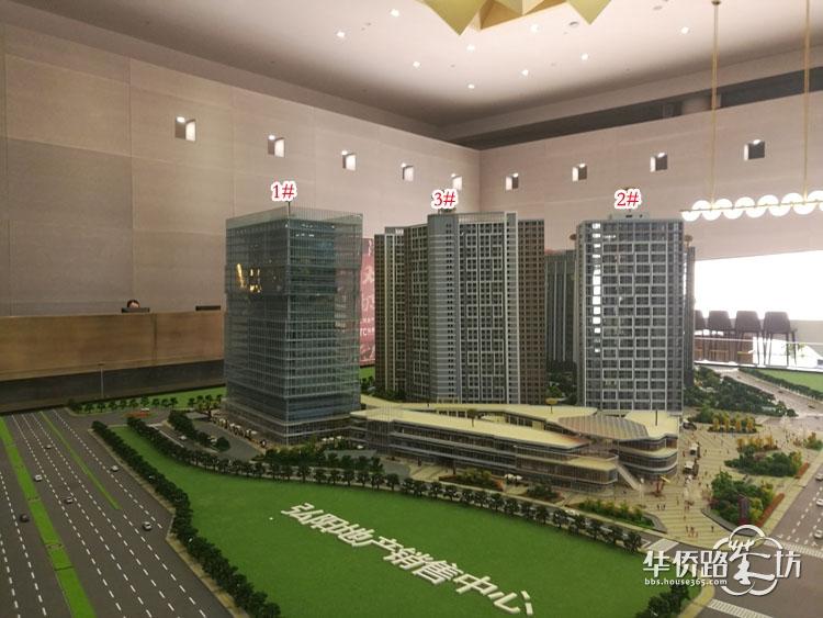 【面面跑盘】之弘阳时代中心,即将加推3号楼,共1000套房源左右,面积25�O、50�O!