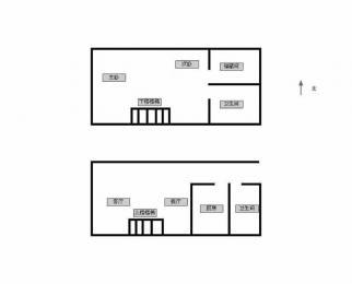 瑞鑫兰庭 精装修两房 挑高户型 急租 拎包入住