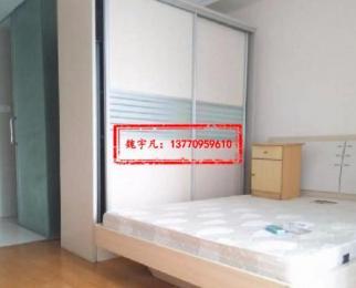 新出地铁好房 天泰青城 精装单室套 全新家具 环境优美 采