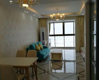 江北核心商务主城区 豪装三房 家具环保 中高楼层 性价比