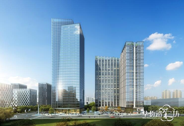 【震惊!】南部新城一楼盘可将50�O精装公寓做成4房,难怪未开先火!