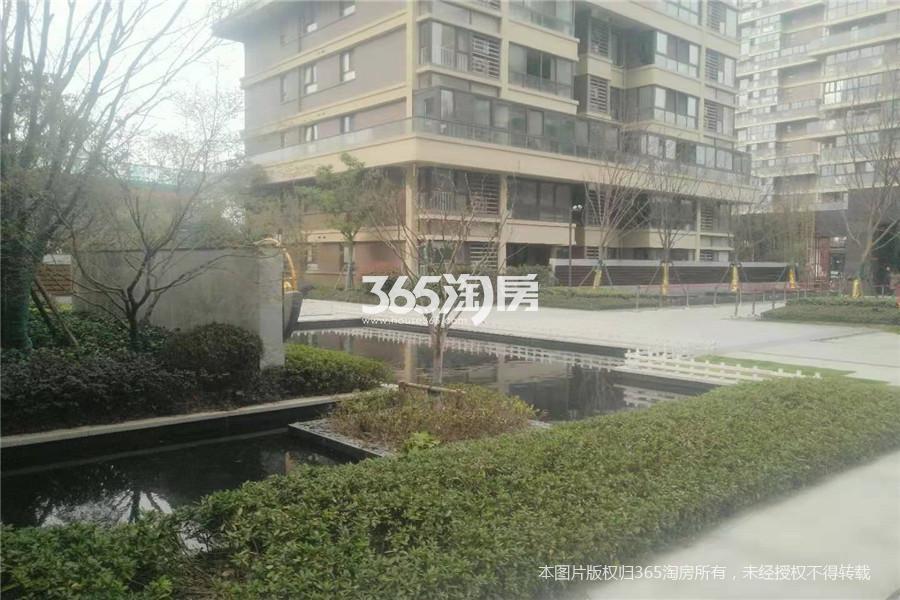 雨花台区南京南站万科九都荟公寓45.00㎡精装1室1厅