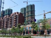 和昌湾景项目工程最新进展