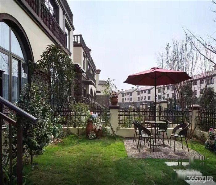 拉斐尔别墅 意大利风格 庭院花园 地源热泵 送太阳能露台菜地