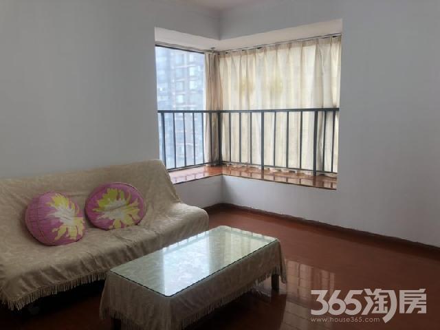 龙凤玫瑰园2室2厅1卫102.60平米精装整租