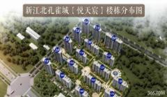 新江北 长江熙岸孔雀城 精装三房 首付20万 团购享优惠S3地铁