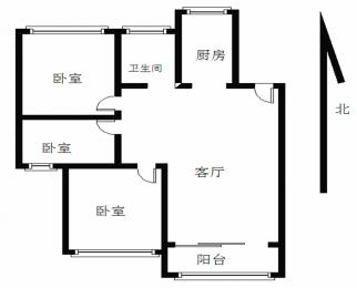 东山万达 中医院旁 汇景新苑 精装3房 拎包入住 价格便宜