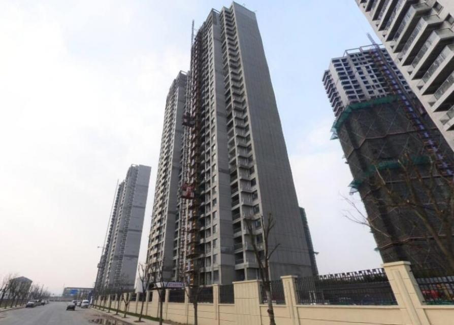 正荣润锦城2室1厅1卫78平米毛坯产权房2017年建
