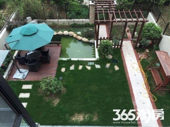 金地七期 褐石街区豪装143平花园洋房 精美超大院子改善居住