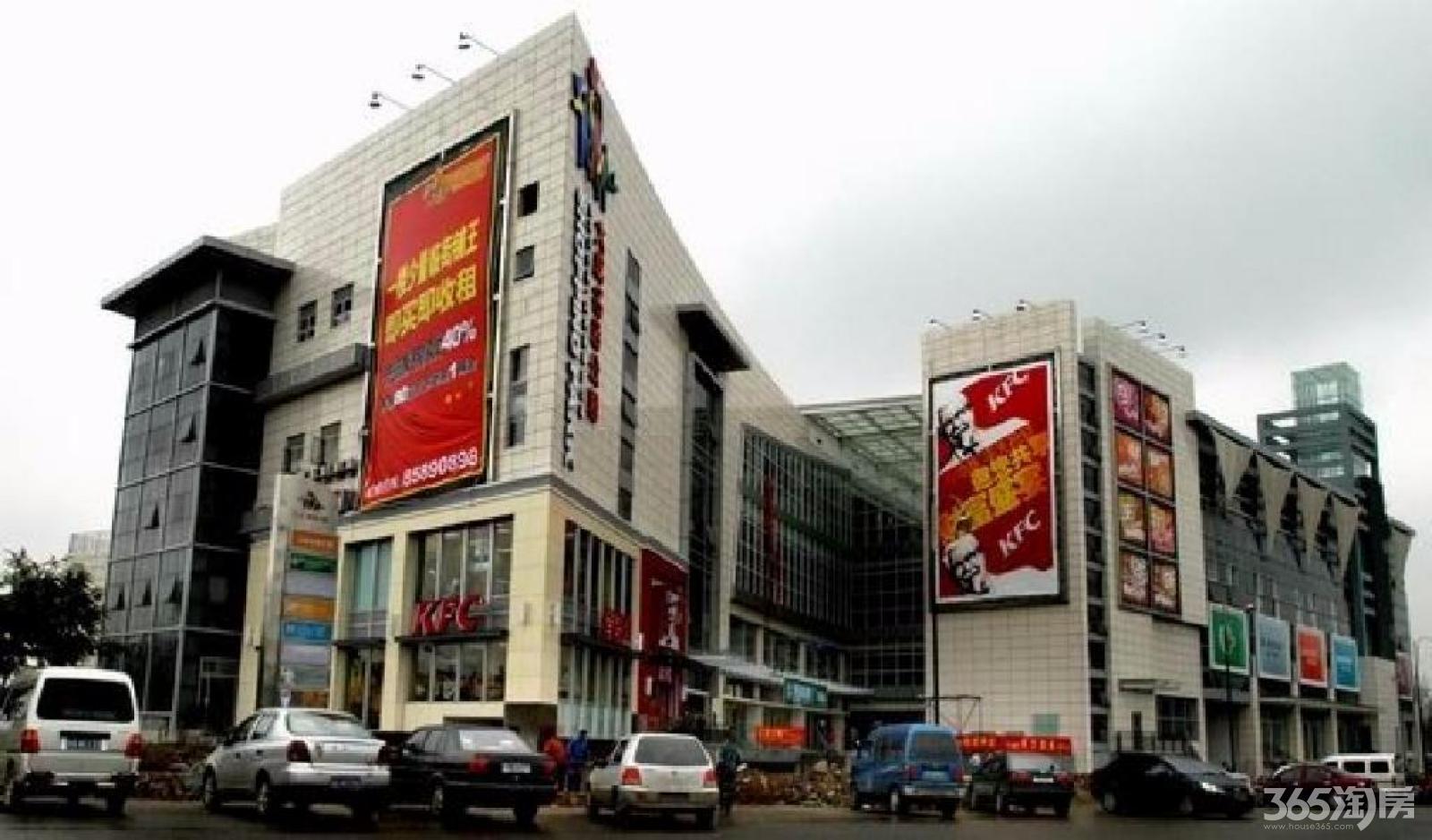 栖霞区仙林大成名店购物中心10.00�O简装1室0厅