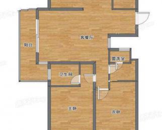 海峡城豪华配置三房 美式风格 南北通透 业主急售 随时可以看