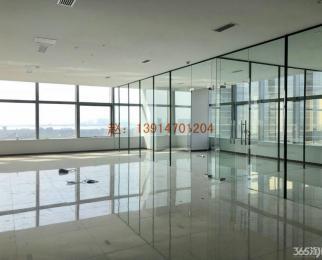 苏宁慧谷 全新精装354平 含税价 大平层 河西万达