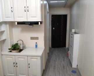 万达茂精装单身公寓 设施齐全拎包入住