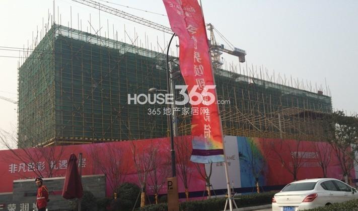 正荣润峯3室2厅2卫127平米2017年产权房豪华装