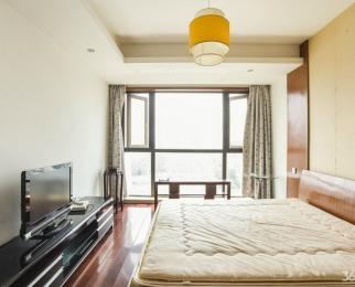 树客国际公寓 精装修三房 两卧朝南 客厅朝南 采光好 随时