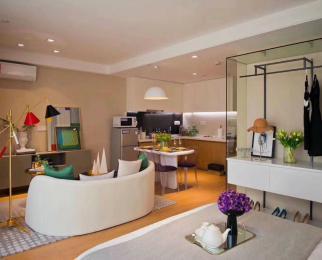 银城一方山售楼处推出特价房总价仅90万 江宁精装修现房公寓
