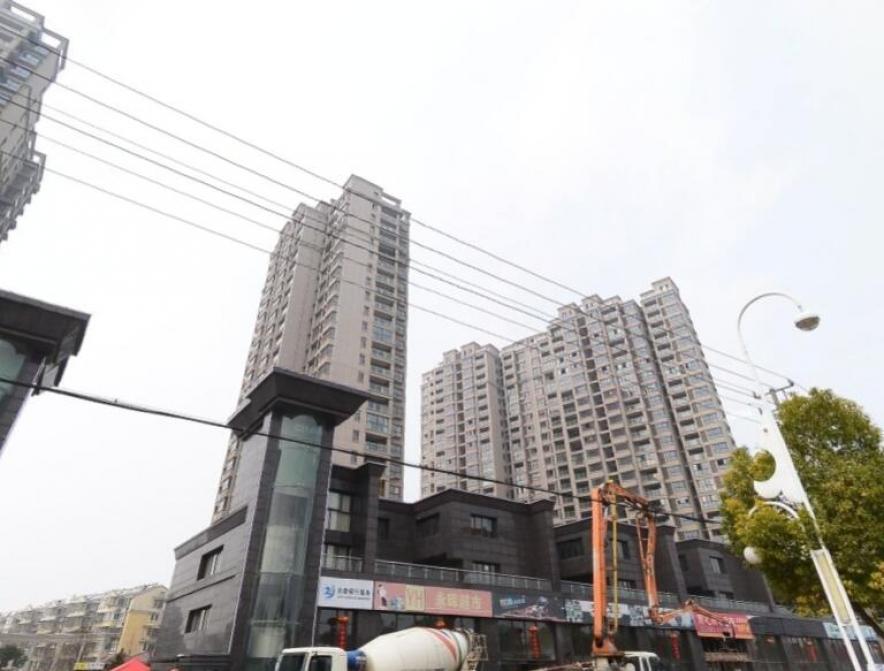 科海龙湖御景2室2厅1卫85平米毛坯产权房2015年建