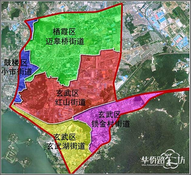 南京/◆土地利用现状:规划区总面积1622公顷,其中现状城市建设用地...